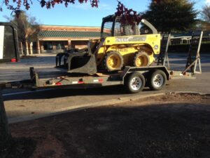Arborex Bobcat Equipment for any size Job Raleigh NC
