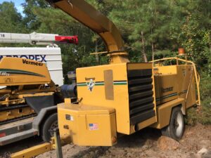 Tree Removal Equipment Arborex Raleigh NC