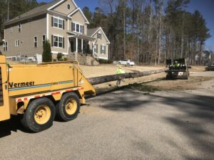 Tree Chipper Cary NC